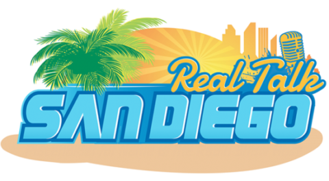 real talk san diego logo