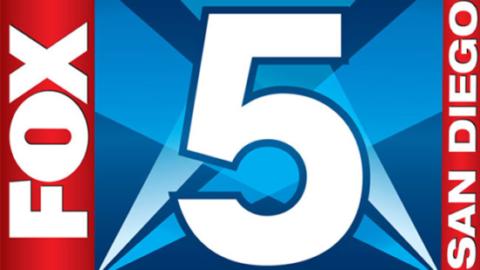 fox 5 san diego logo