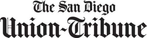 sdan diego union tribune logo
