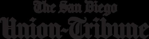 sdan diego union tribune logo