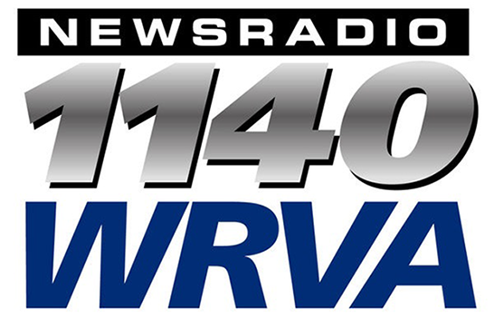 1140 WRVA newsradio logo