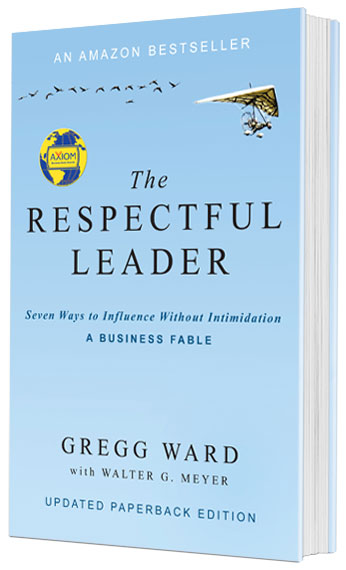 new respectful leader book cover